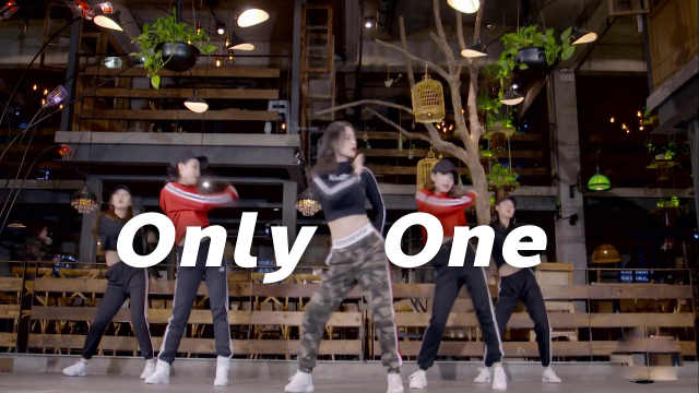 BoA 《Only One》舞蹈