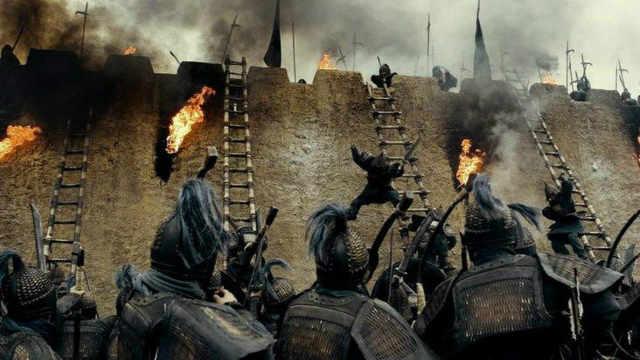 攻城时为什么第一批士兵不要命往前