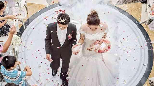 第一批90后结婚需要多少钱?