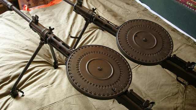 【武器排行榜】二战最独特五款武器