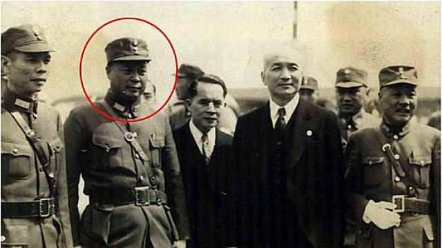蒋介石枪毙的最高将领你知道是谁吗