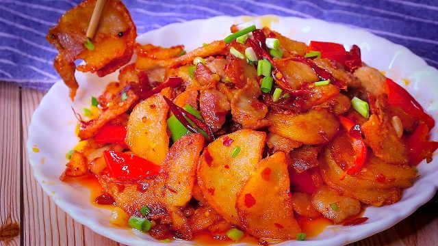 干锅土豆这样做才好吃