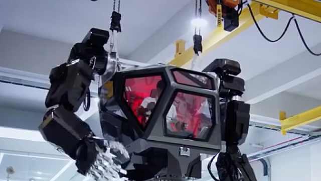 两款款不容错过的机器人