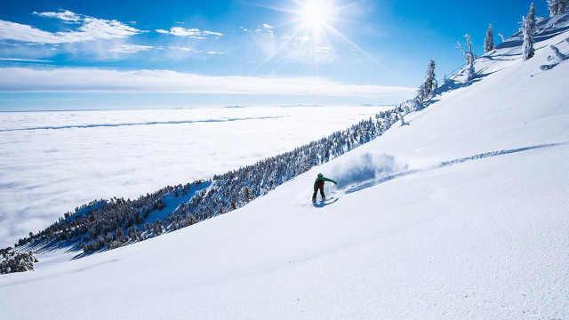 全美5大平价滑雪胜地大汇总!