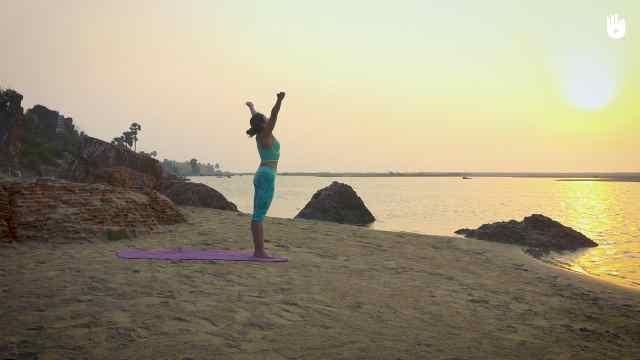 sikana带你通过瑜伽增强体能