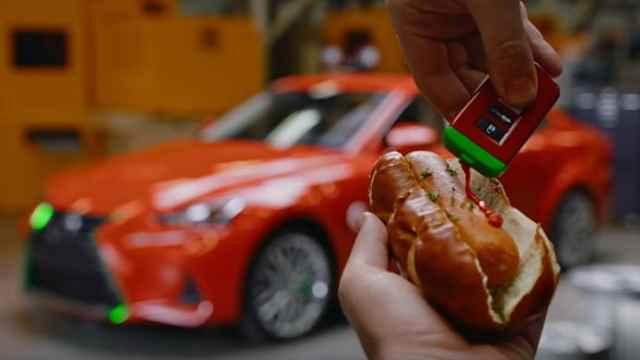 打败老干妈的辣酱,涂到汽车上