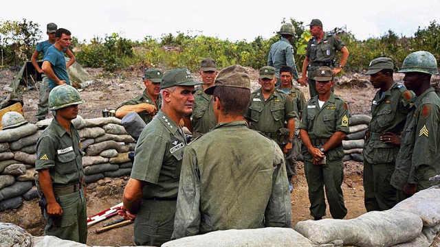 美国为何会在越战中惨败?