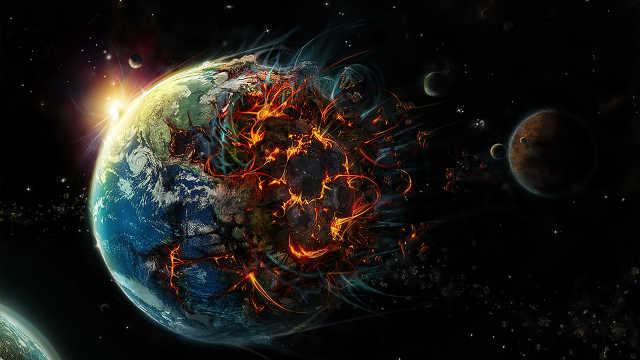 地球停住一秒不转,人能够存活吗?