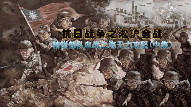 抗日战争之淞沪会战(中)
