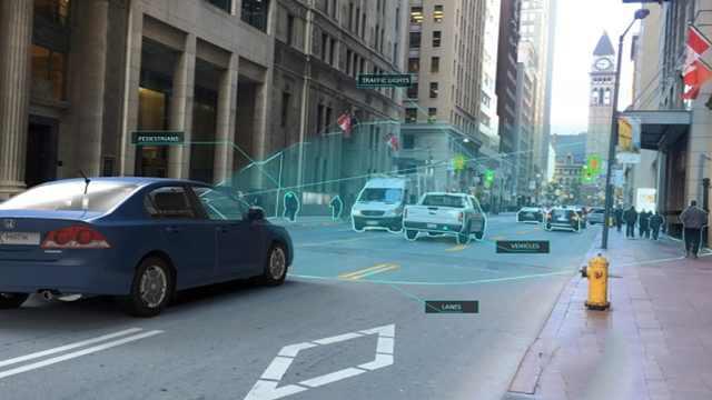 黑科技将老汽车变成自动驾驶汽车?
