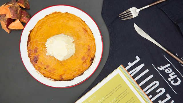 红薯做的小甜品,吃货必备冬日美味