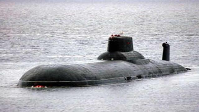 世界最大核潜艇现身,一枚灭一国!