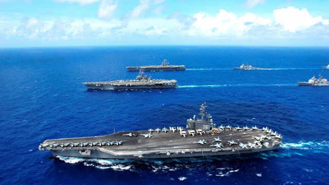 中国哪些可震慑美国航母?