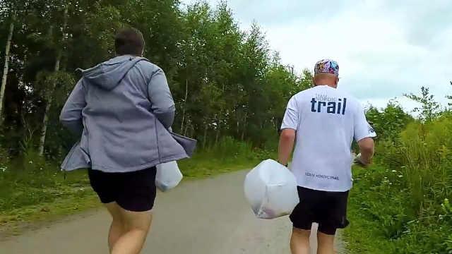 这项新兴运动让你边跑边捡垃圾