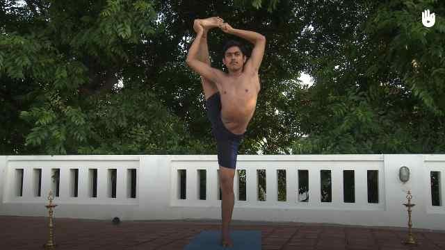 印度古式瑜伽教学:三步式