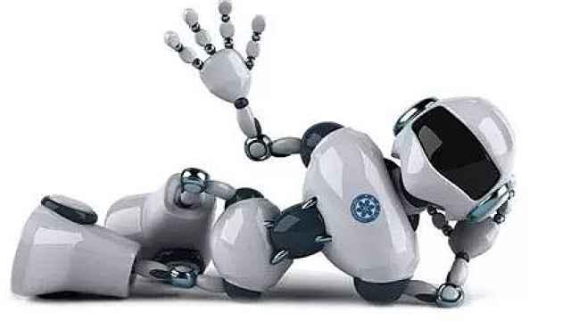 机器人是怎样看见物体的?