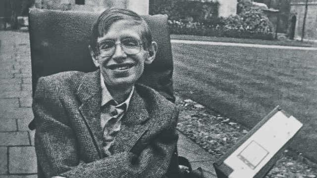 著名天体物理学家史蒂芬·霍金去世