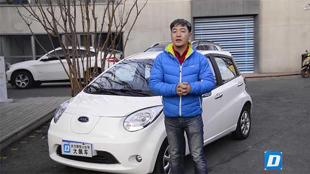 江淮iEV6E就是个能上牌的代步车