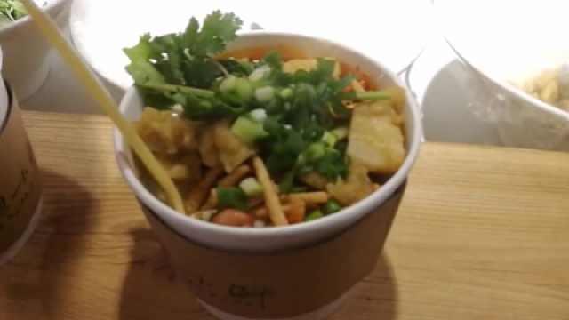 川味豆腐脑,这份小众味超美哦!