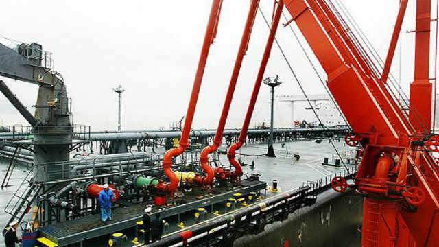 为什么中国缺石油还出口石油?