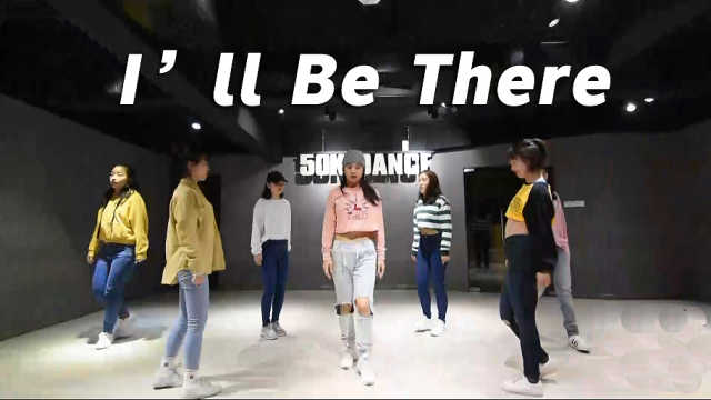 Spica《I'll Be There》活力翻跳
