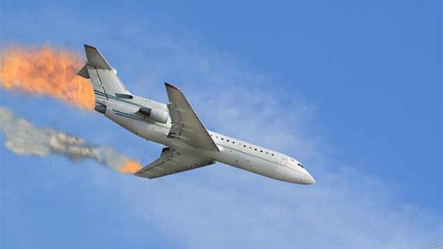 为什么飞机大部分在海洋上空失事?
