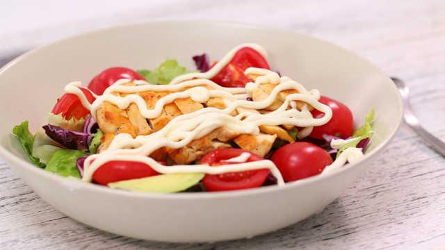 超簡單的健身餐,好吃還能瘦!