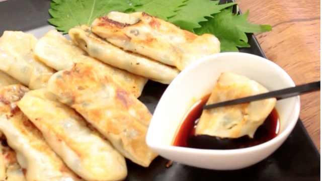 4种独特的饺子做法,你知道吗