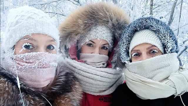 世界最冷小镇,连眉毛都会被冻住