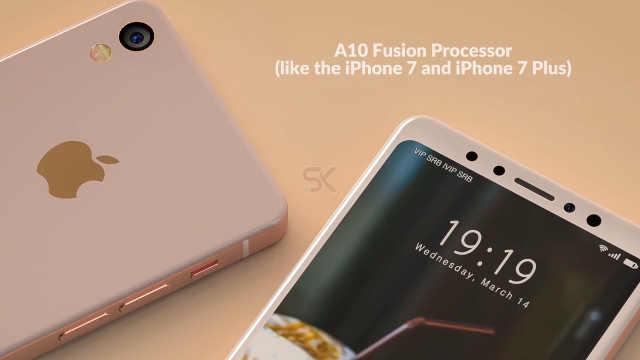 苹果iPhone SE 2再曝光