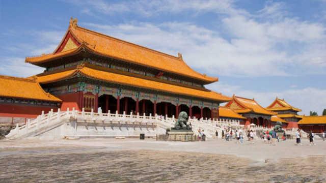为什么非要把故宫叫做紫禁城?