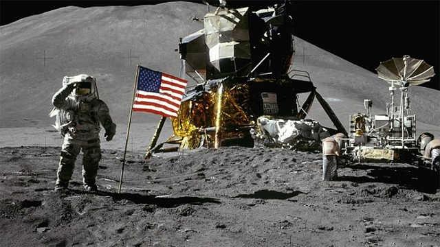 美国人登月后,到底是怎么回来的?