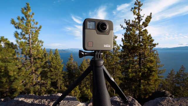 GoPro也押注虚拟现实了?全景不错