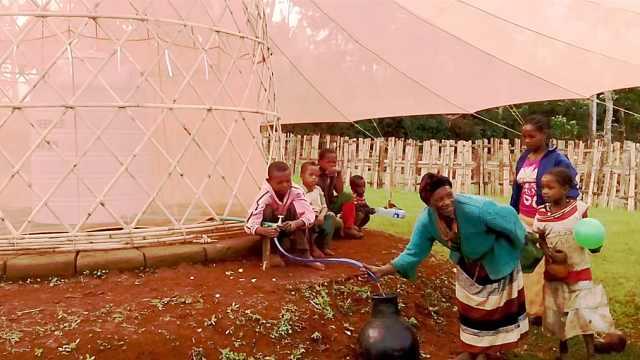 这发明将帮助非洲的缺水人口