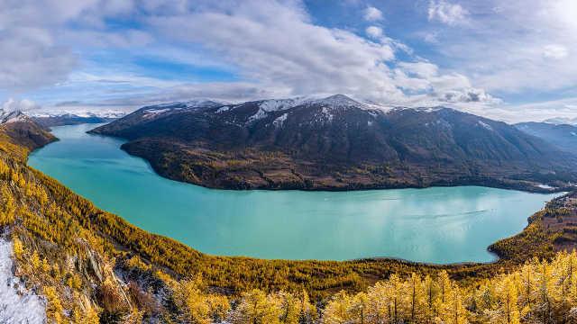 中国最美湖泊