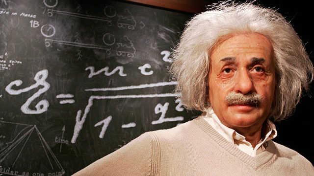 爱因斯坦说:时间只是人类的幻觉!
