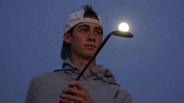 涨姿势!大神带你走进高尔夫新世界
