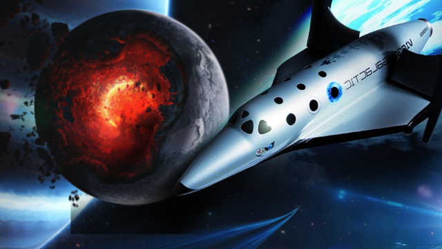 挖空小行星和月球当作宇宙飞船?