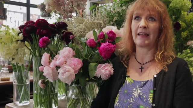 这家花店承包了哈里王子婚礼的鲜花