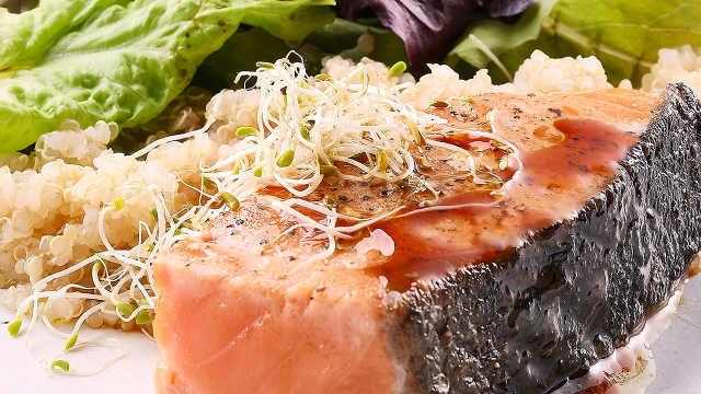 这种低脂健康餐,吃完清爽无负担!