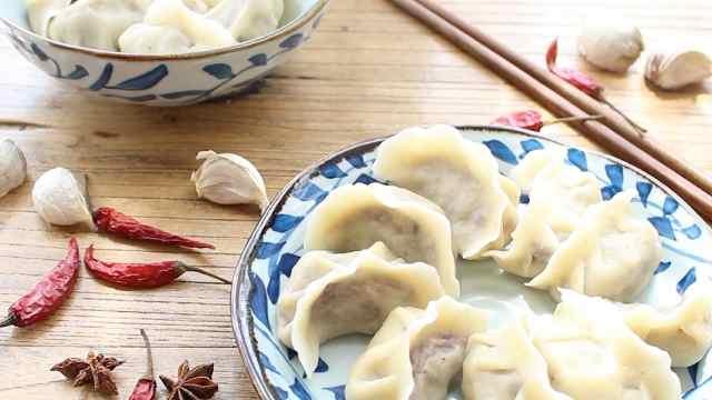 饺子吃了这么多年,第一次吃这种馅