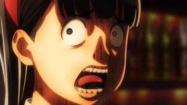 超能力女儿带你了解日本黑道