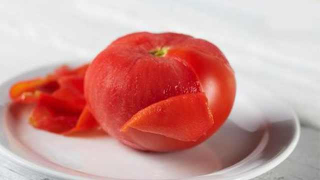 烹煮西红柿时都会遇到的困扰