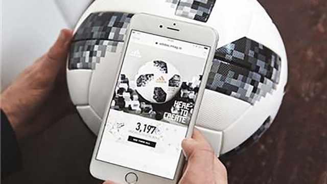 盘点世界杯的黑科技:足球植入芯片