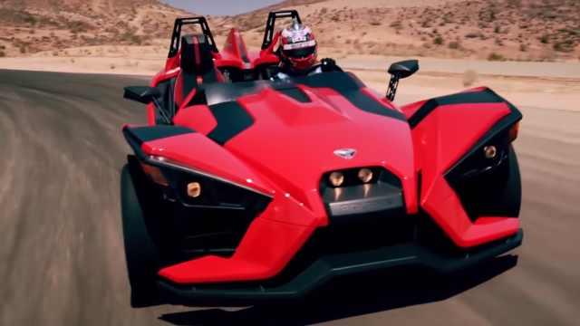 未来的汽车是这个模样?