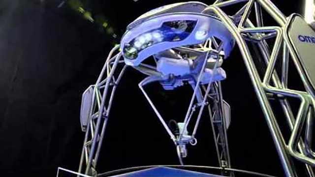 日本发明这机器,接球率百分之百