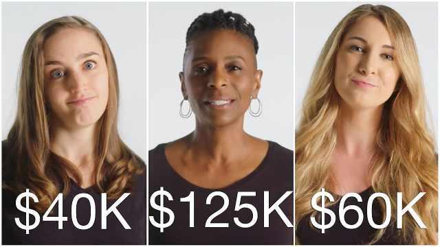 降薪30%,这些女性的生活会变咋样