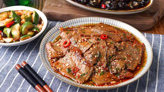 冬天吃火锅,夏天就吃凉拌菜!
