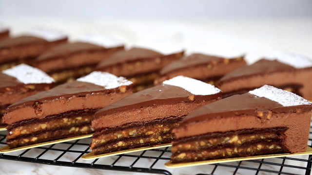 无面粉巧克力蛋糕