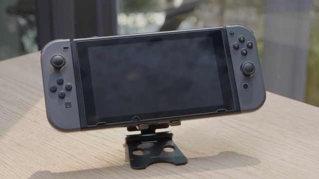 你的任天堂Switch还差这些配件